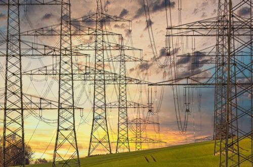 power | electricity | electric lines | energy